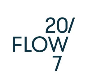Logo der 20FLOW7 GmbH – hier erfahren Sie mehr über die Leistungen